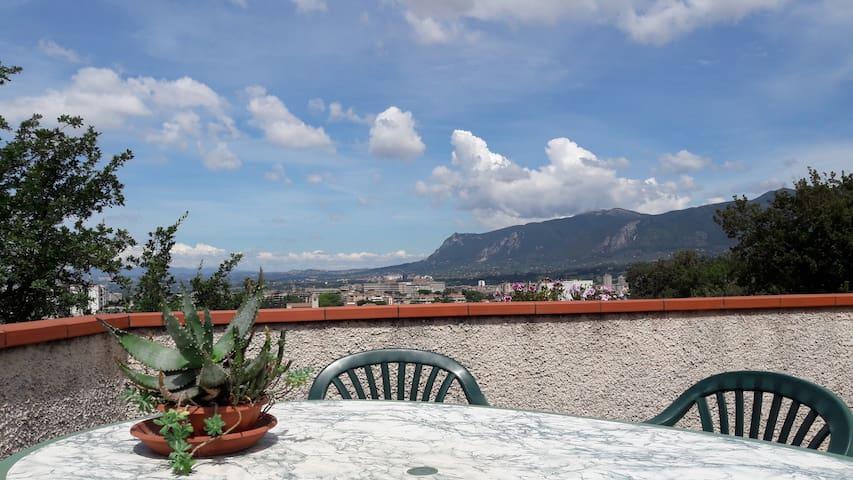 Appartamento Relax  con vista