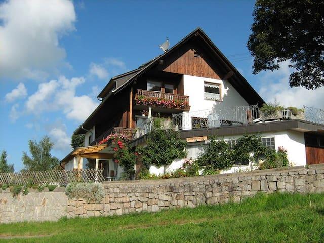 Schöne Wohnung im Hochschwarzwald