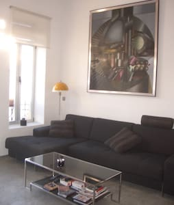 Open plan loft in the Old Town - València - Apartment