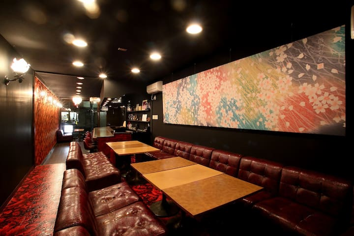 """The perfect base to explore Tokyo! Room bottom""""水"""""""