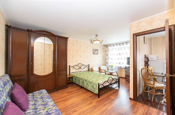 Квартира-люкс в центре Перми