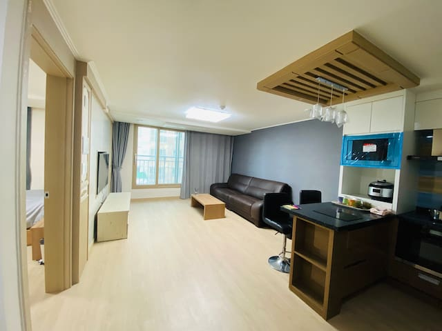 SongTan brand-new & fully furnished Apt (Osan AB)