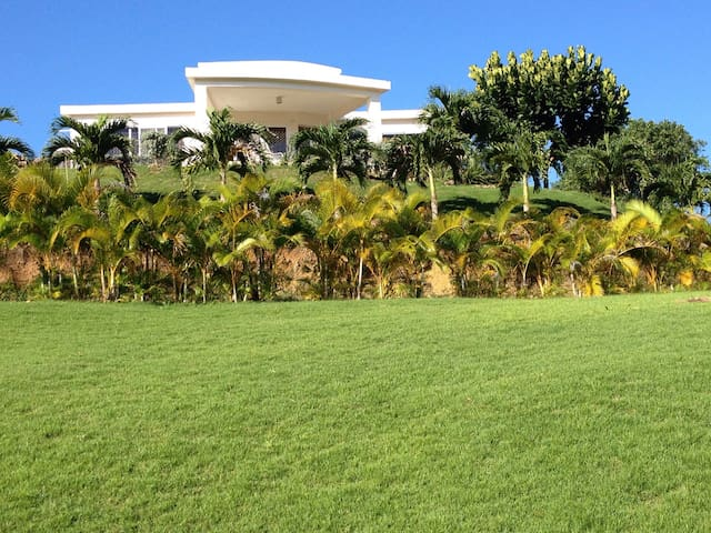 Villa Poupie - Rio san juan  - House