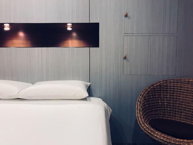NEW ROOM* [70旅店] 雙人套房B 單獨衛浴 可住2-3人 恆春墾丁