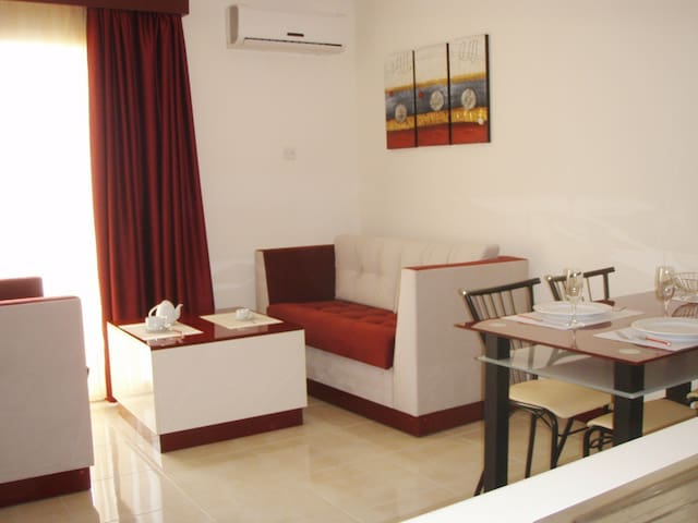 Long Beach studio apartment - Famagusta - Apartment