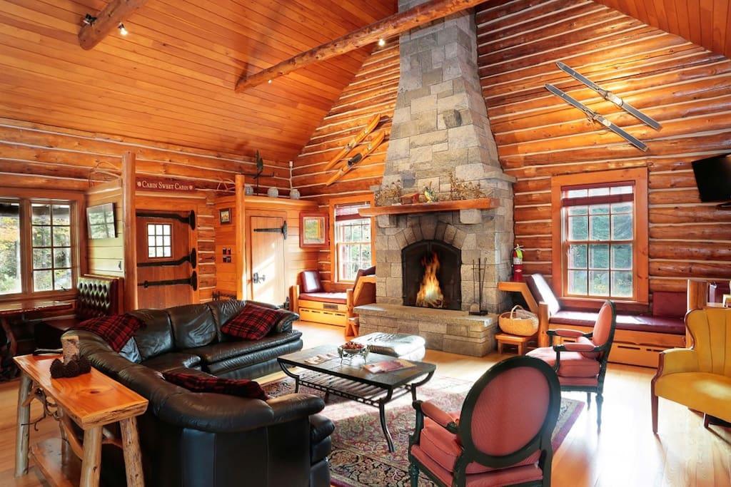 Actual great room