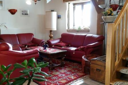 LA  VELLE - Montceau-et-Écharnant - 단독주택