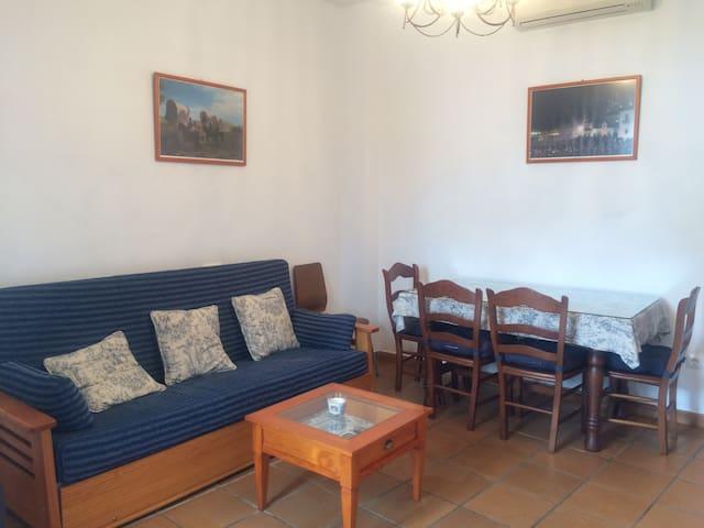 APARTAMENTO EN EL ROCIO, CORAZÓN DE DOÑANA - El Rocío - Appartement
