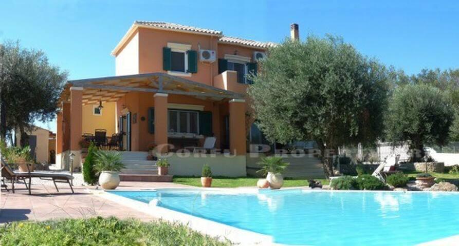 Вилла с собственным бассейном. - Corfu - Villa