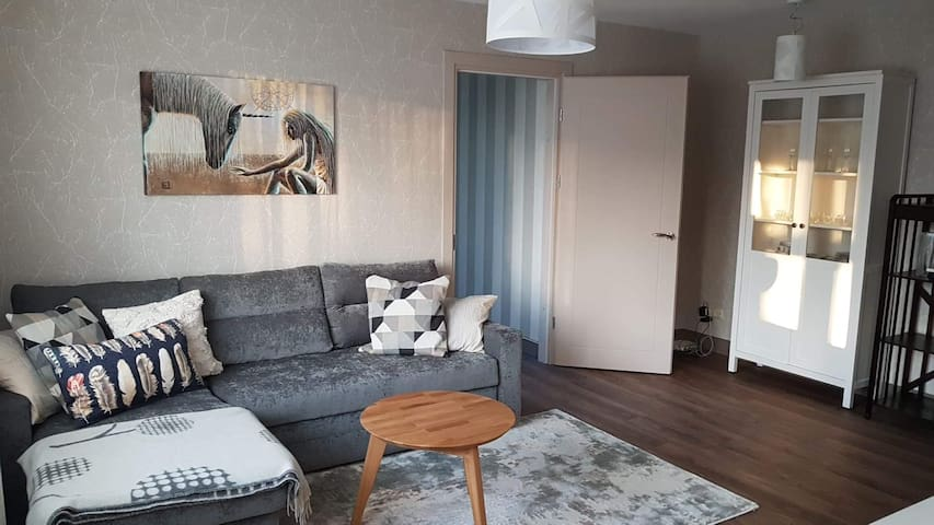 Cosy Scandi Home near the Old Town. Self Check-In
