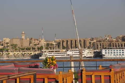 Sechmet Nile view villa