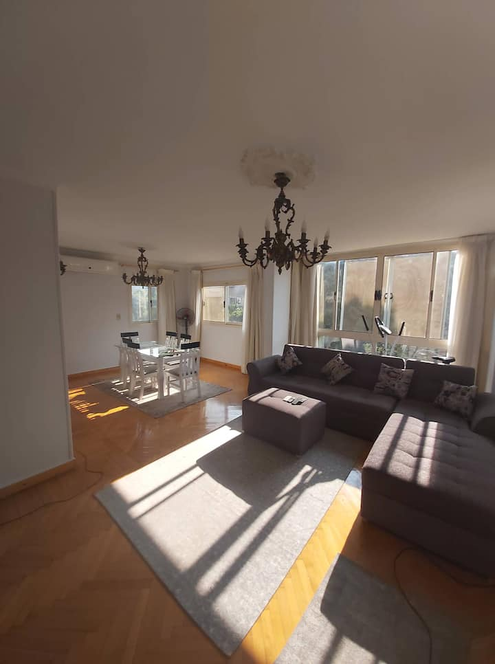 Entire A brand new sunny duplex apartment for rent