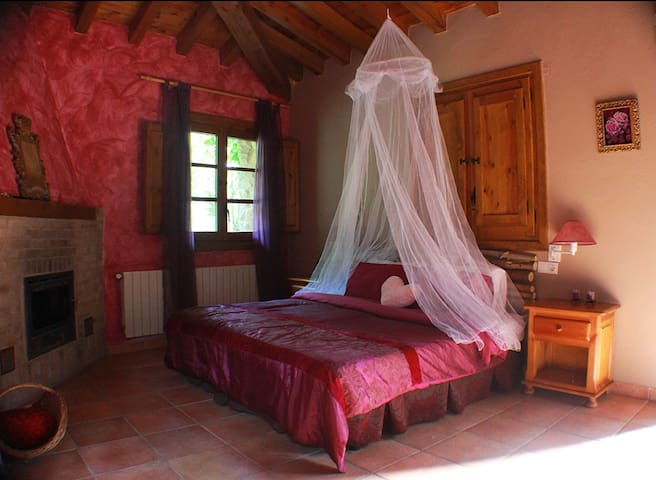 Private room in the heart of Cameros - San Román de Cameros - Huis