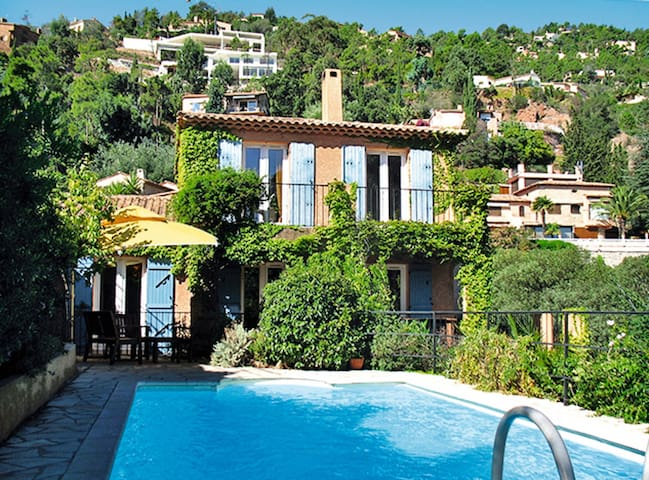 Holiday home in Theoule-sur-Mer - Théoule-sur-Mer - Talo