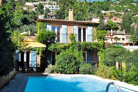 Holiday home in Theoule-sur-Mer - Théoule-sur-Mer