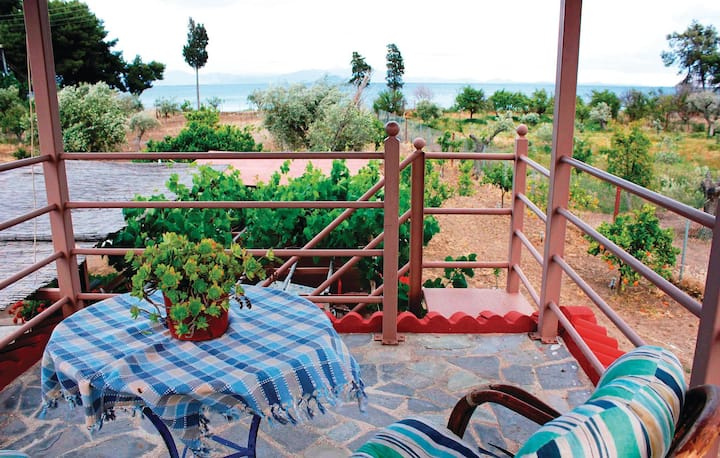 Amazing home in Astros Peloponnese with 2 Bedrooms