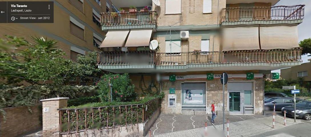 Appartamento Ladispoli LUGLIO e AGOSTO 2016 - Ladispoli - Apartment