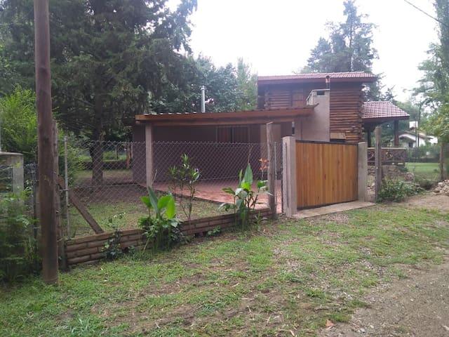 Cabaña Villa Gral Belgrano-VILLA NATURAL 2