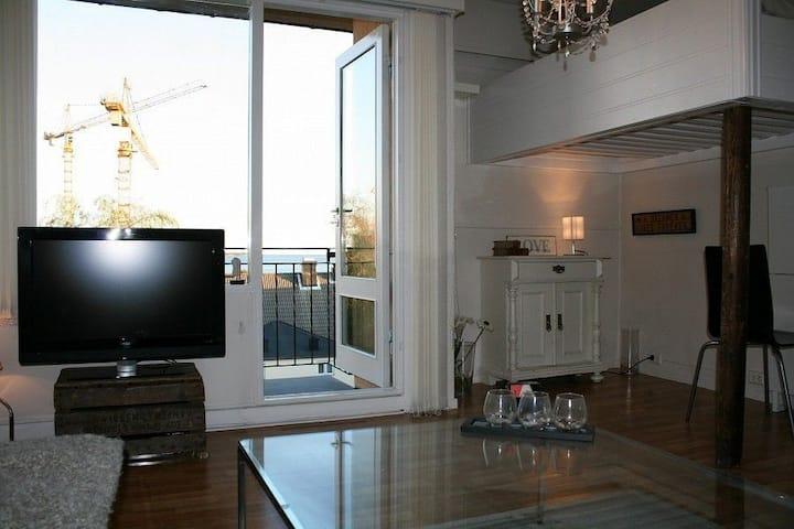 Little Apartment in Kristiansand Center
