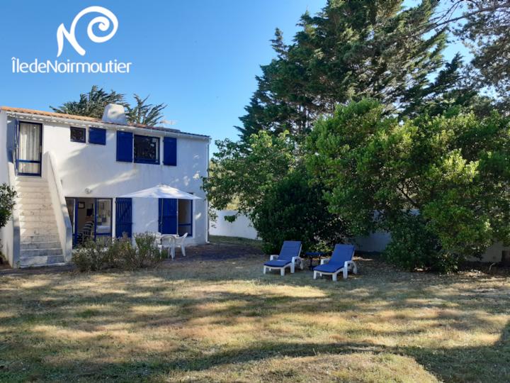 Grande maison de vacances sur l'île de Noirmoutier
