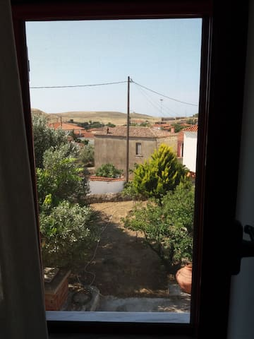 Private room in Varos village Lemnos
