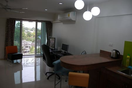 Old town Chiang Mai suite, modern furnishing