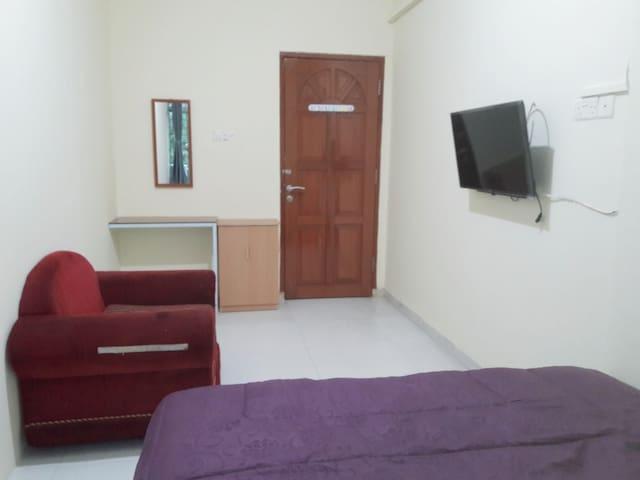 fasilitas kamar