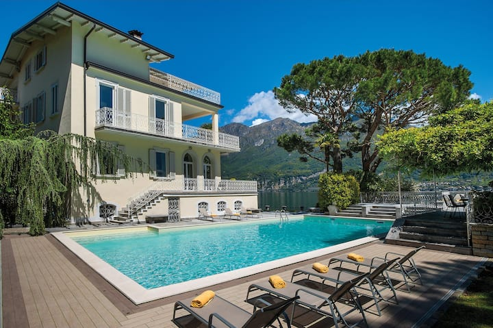 Charming 7 bedroom Villa in Vassena (Q4409)