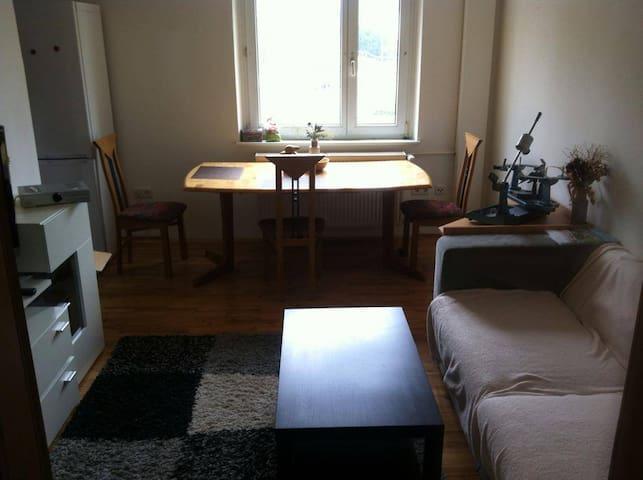 Wohnung mit 1 schlafzimmer und bus/bahnhaltestelle - Oberasbach