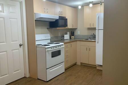 Three Bedroom Suite (Basement 5013 47 Street)