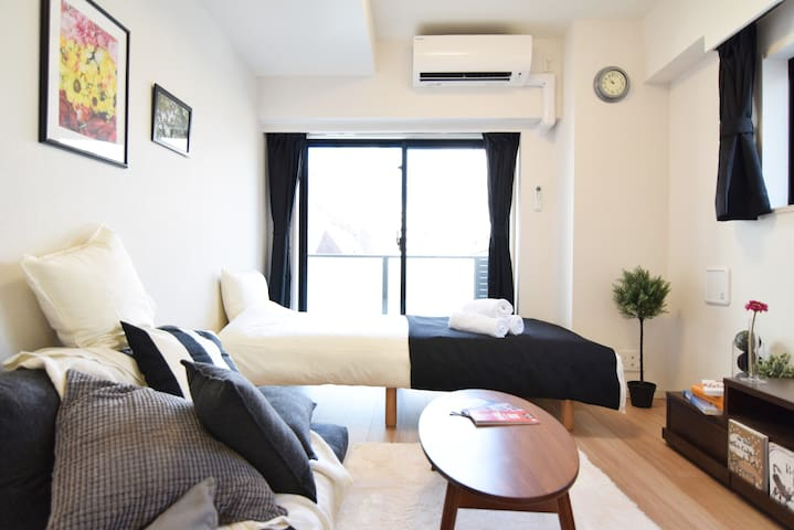 Open sale*2min sta.Located in Ginza銀座,Tsukiji築地#1 - Chuo