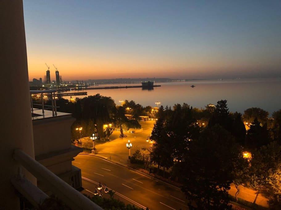 Рассвет .Вид из балкона