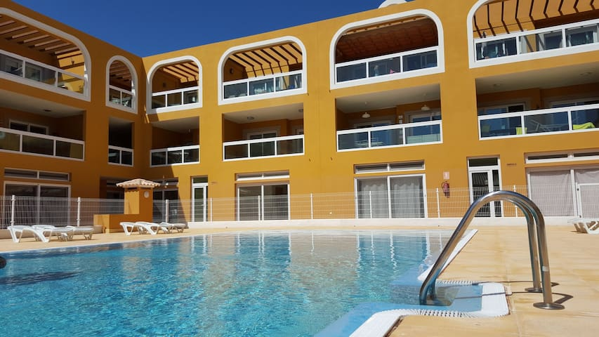 Apartamento Cotillo playa II pool/ wifi