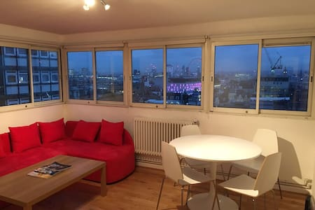 MODERN 1BD APARTMENT IN SOHO - SLEEPS UP TO 4 - London - Wohnung