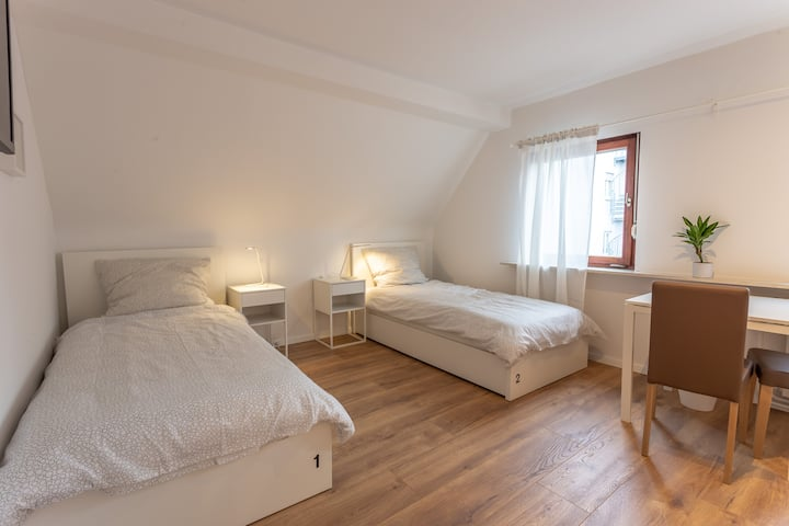 city-house-buehl, Zimmer 5
