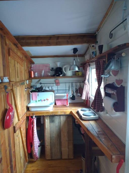 Knusse keuken