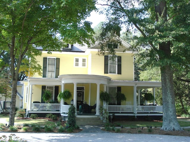 Ivy Bed and Breakfast - Warrenton - Inap sarapan