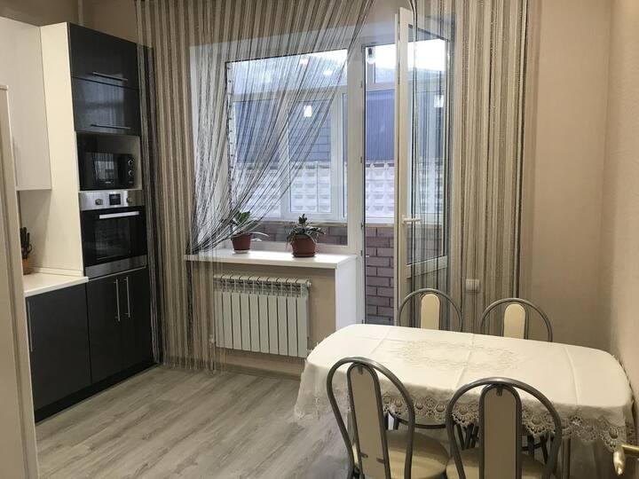 Apartment on Kashtanovaya, 15