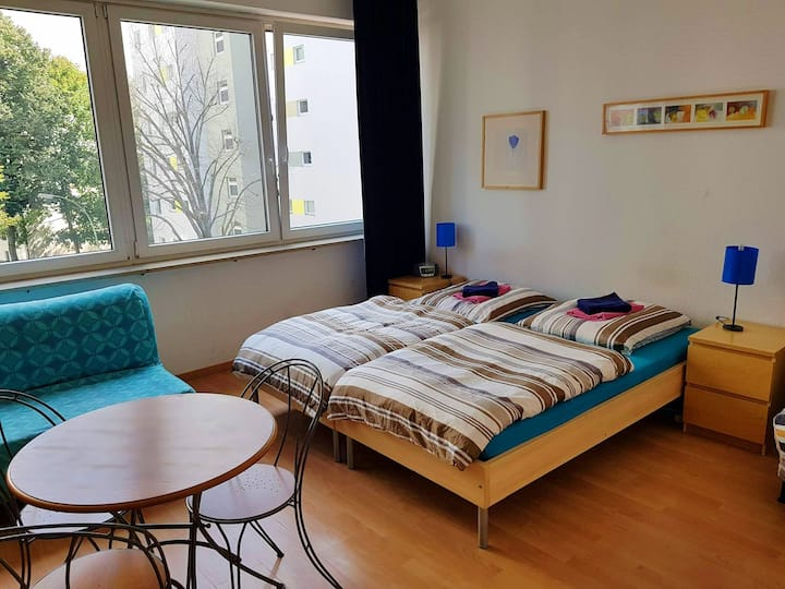 Apartment in City Centre of Berlin