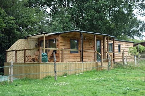 The Cabin - un petit ranch house. Un havre de paix