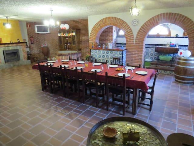 Alojamiento con encanto en Coca-Segovia - Coca - Apartamento