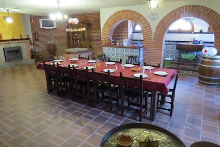 Alojamiento con encanto en Coca-Segovia - Coca