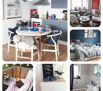 Cozy apartment in central Helsingborg - Helsingborg - Byt