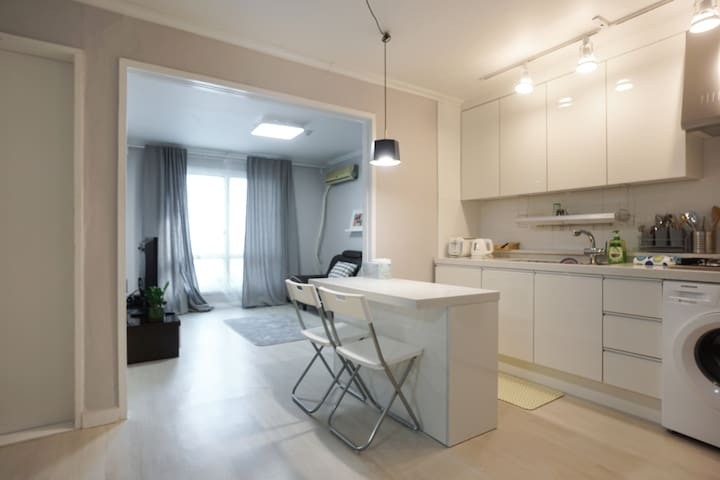 2 Bed Room Excellent Flat in Suwon City