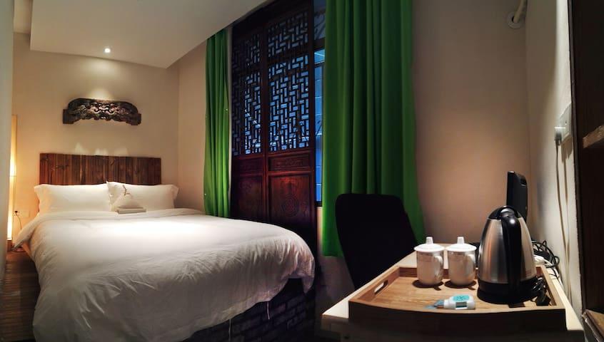 麓墅A03--您远方的家  近地铁二号线,临岳麓山风景区的民宿精品酒店 - Changsha - Villa
