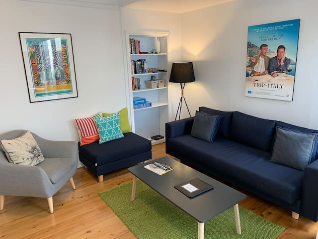 Modern and Beautifully Decorated 2BR Terrace