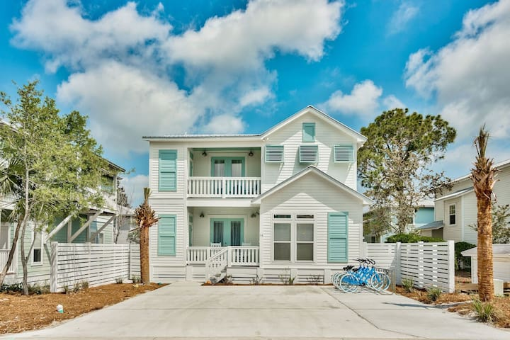 Sandy Toes Cottage Rental on 30A