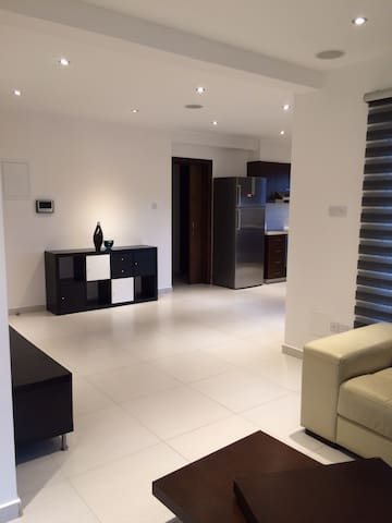 Luxury 2 Bedroom Apartment in Limassol - Limassol - Apartment