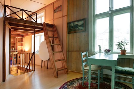 Charming private home with shared bathroom - Oslo - Villa - 1