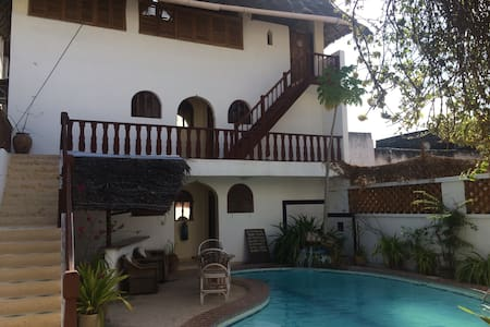 Lamu island accomodation - Lamu